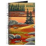 Polar Bear Art Journal