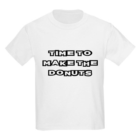 Make The Donuts Kids Light T-Shirt