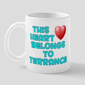This Heart: Terrance (E) Mug