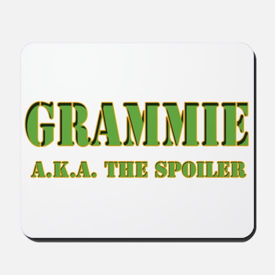 click to view Military Grammi Mousepad