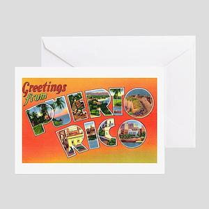 Puerto rico greeting cards cafepress puerto rico greetings greeting card m4hsunfo