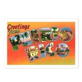 Puerto rico Postcards
