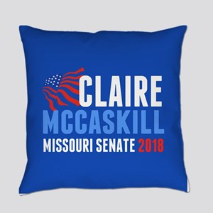 Claire McCaskill 2018 Everyday Pillow