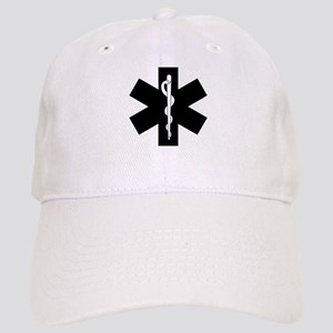 EMS Star of Life Cap