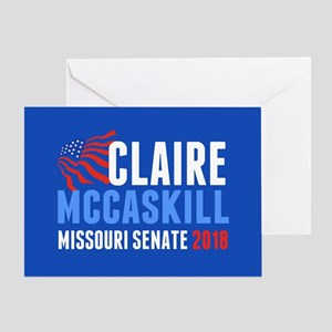 Claire McCaskill 2018 Greeting Card
