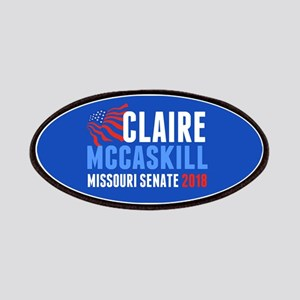 Claire McCaskill 2018 Patch