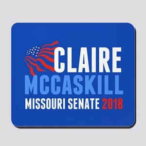 Claire McCaskill 2018 Mousepad