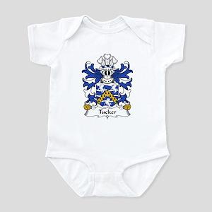 Tucker Family Crest Infant Bodysuit
