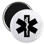 EMS Star of Life Magnet