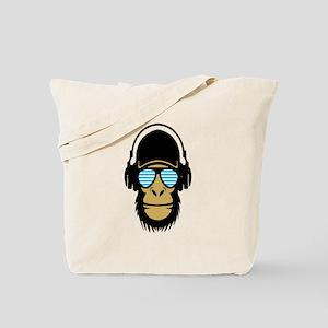 Mr.DUBSTEP MONKEY Tote Bag
