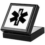 EMS Star of Life Keepsake Box