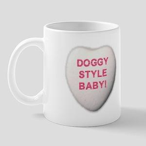 Doggy Style Baby Mug