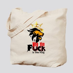 KING LION RED Tote Bag