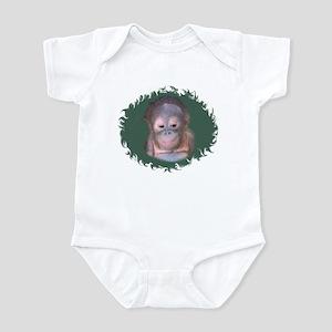 BABY ORANGUTAN Infant Bodysuit