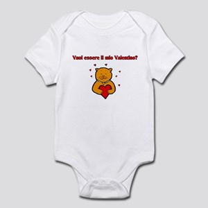 Italian Valentine's Day Infant Bodysuit