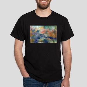 Abstract Dark T-Shirt