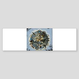 Unitarian Universalist 26 Merchandi Bumper Sticker