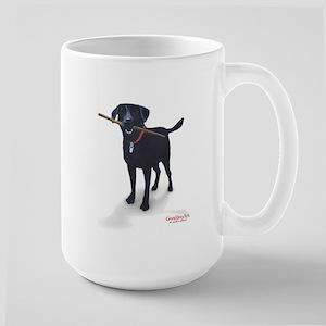 STICK CHASER Large Mug