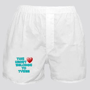 This Heart: Tyree (E) Boxer Shorts