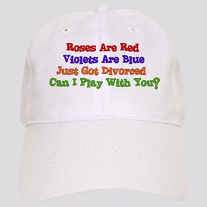 Divorced Valentine Cap
