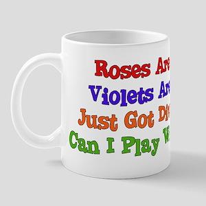 Divorced Valentine Mug