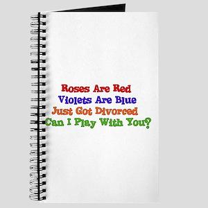 Divorced Valentine Journal