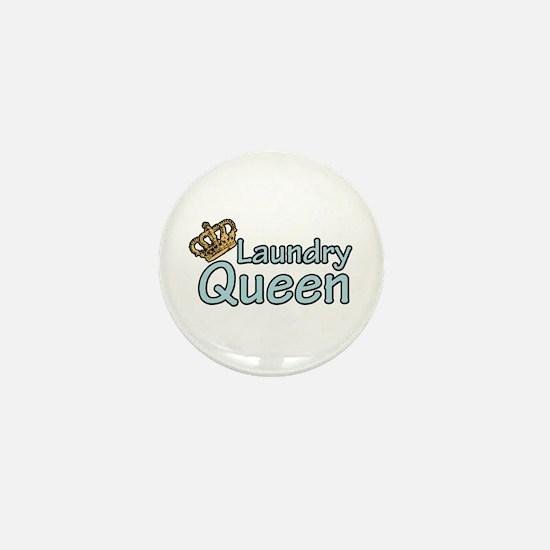 Laundry Queen Mini Button
