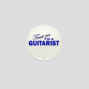 Trust Me I'm a Guitarist Mini Button