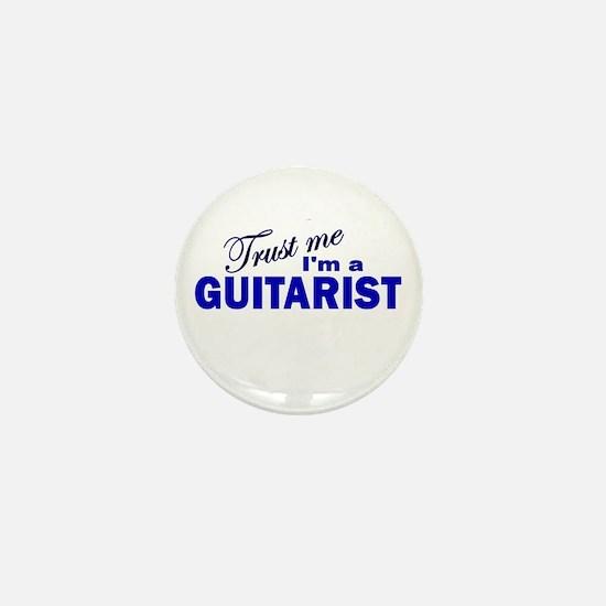 Trust Me I'm a Guitarist Mini Button