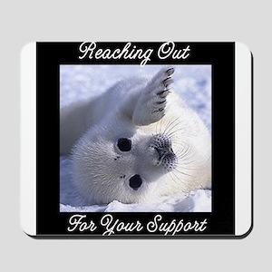 Reaching Out Mousepad