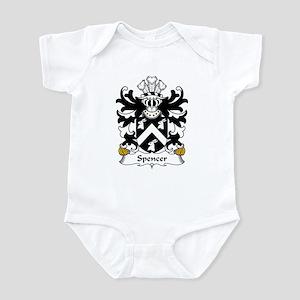 Spencer Family Crest Infant Bodysuit