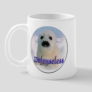 Defenseless Mug