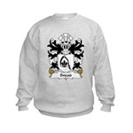 Snead Family Crest Kids Sweatshirt