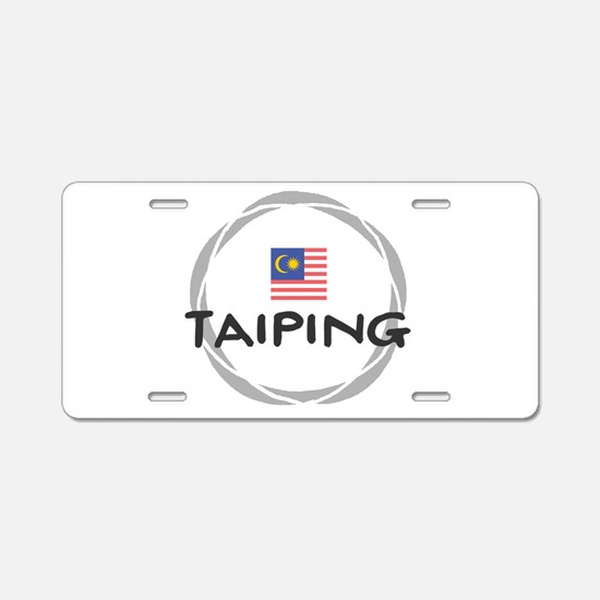 Taiping Aluminum License Plate