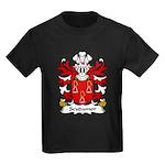Scudamore Family Crest Kids Dark T-Shirt