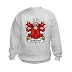 Scudamore Family Crest Kids Sweatshirt