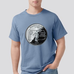 Pennsylvania Quarter T-Shirt
