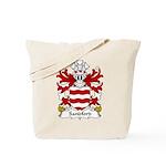 Sandford Family Crest Tote Bag