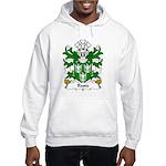 Ruste Family Crest Hooded Sweatshirt