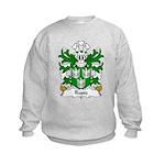 Ruste Family Crest Kids Sweatshirt