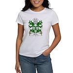 Ruste Family Crest Women's T-Shirt