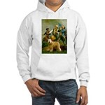 Spirit of '76 with Wheaten Hooded Sweatshirt