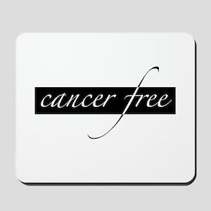 Cancer Free Mousepad