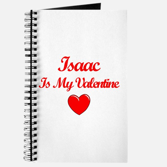 Isaac is my Valentine Journal