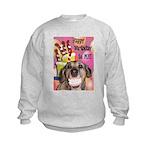 Happy Birthday Kids Sweatshirt