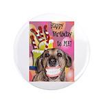 "Happy Birthday 3.5"" Button (100 pack)"