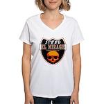 SPEED EL MIRAGE Women's V-Neck T-Shirt