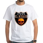 SPEED EL MIRAGE White T-Shirt