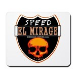 SPEED EL MIRAGE Mousepad