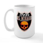 SPEED EL MIRAGE Large Mug